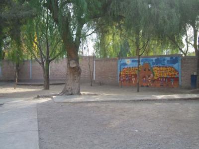 Murales  hechos por los chicos
