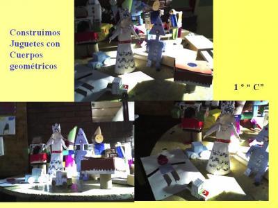 Presentación de juguetes
