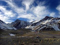 Conociendo Lugares de Mendoza: Parque Nacional Aconcagua - Las Heras
