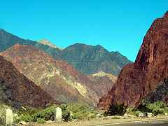 Conociendo Lugares de Mendoza : Los Andes - Las Heras