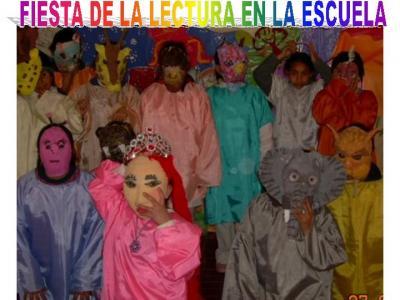 FIESTA DE LA LECTURA EN LA ESCUELA I
