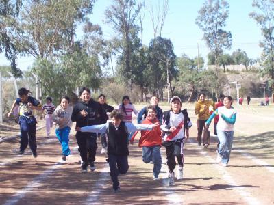 XVIII Jornadas Recreativas Deportivas, en la Villa Marista de El Challao.
