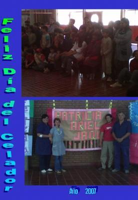 Feliz Día a todos los celadores de la Escuela