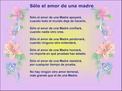¡ FELIZ DÍA DE LA MADRE!